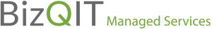 BizQIT Managed Services logo