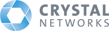 Crystal Networks logo