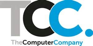 The Computer Company logo