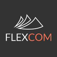 Flexcom logo